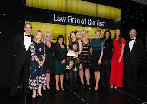 MBM Commercial Win Law Firm of the Year 2018