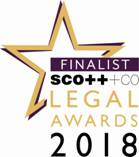 MBM Nominated for Law Firm of the Year Award